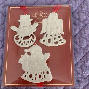 Lenox charms /ornaments